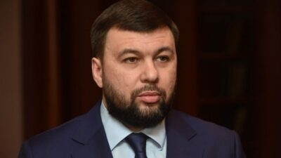 Зачем админздания укрепляют песком? Ответ Главы ДНР