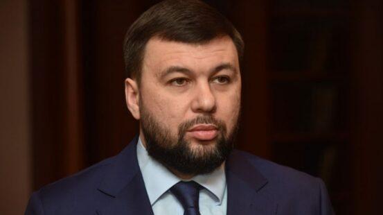 Заявление Д.Пушилина  в связи с обстрелом ВФУ поселка Еленовка