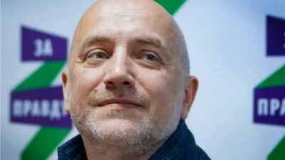 О войне в Донбассе, объединении ДНР и ЛНР и признании Республик – интервью Захара Прилепина