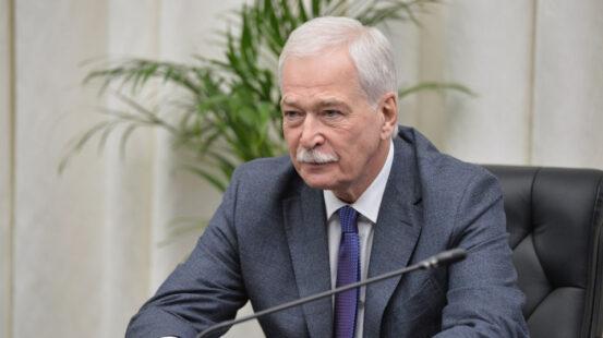 Грызлов о Минских переговорах: следующие должны пройти в очном формате